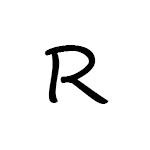 Zdravotní potíže R, Ř